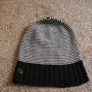 Vince Camuto striped knit hat